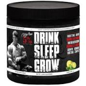 drink sleep grow