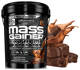Muscletech Mass gainer extreme 9.17kg