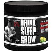 drink sleep grow